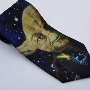 Other - Vtg Ralph Marlin starwars yoda 1995 tie